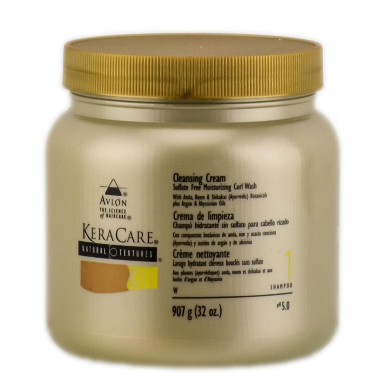 Avlon Keracare Natural Textures Cleansing Cream - SleekShop.com