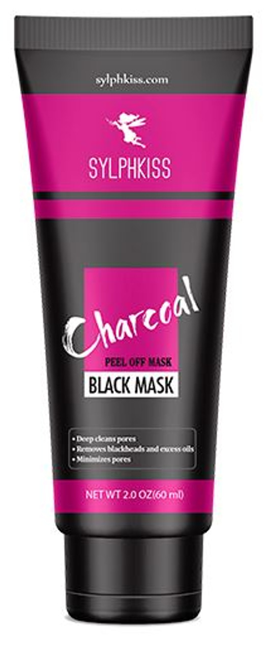 Sylph Kiss Charcoal Peel Off Mask - SleekShop.com - 2 oz