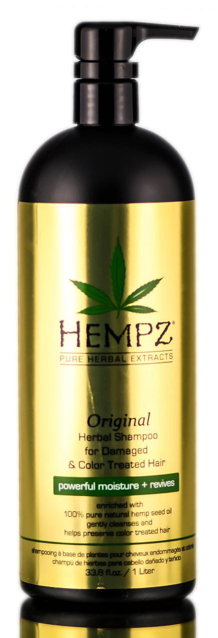 Hempz Original Herbal Shampoo - 9 oz