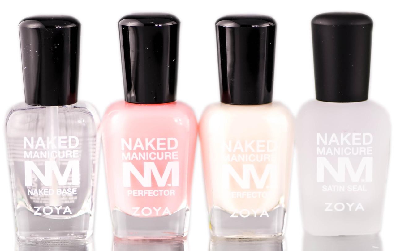 Zoya Naked Manicure NM Perfectors - SleekShop.com (aka