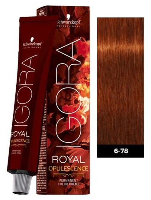 aaacac44a8 Schwarzkopf Igora Royal Opulescence Permanent Color Creme
