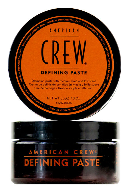 American Crew Defining Paste - medium hold with low shine
