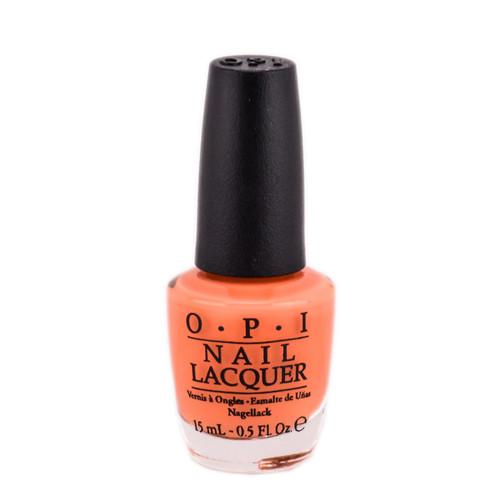 OPI Nail Studio - Orange & Yellow
