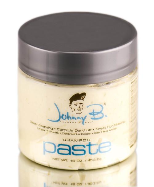 Johnny B Shampoo Paste Deep Cleaner