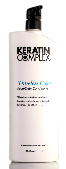 Keratin Complex Color Therapy Timeless Color Fade Defy Conditioner