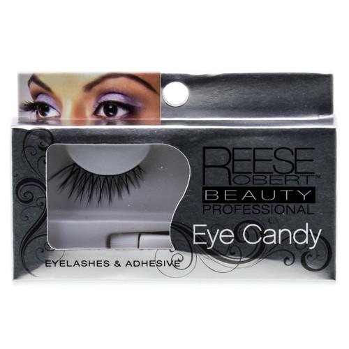 Reese Robert Beauty Professional EyeLashes & Adhesive - Eye Candy # 2144