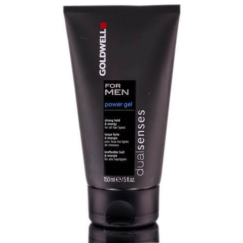 Goldwell for MEN DualSenses Power Gel - strong hold & energy for all hair types