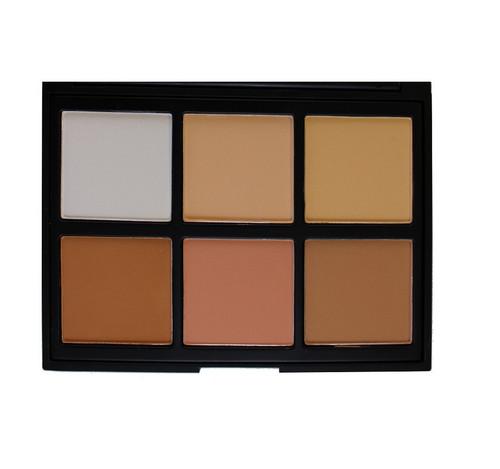 Morphe Cool Pro Definition Palette