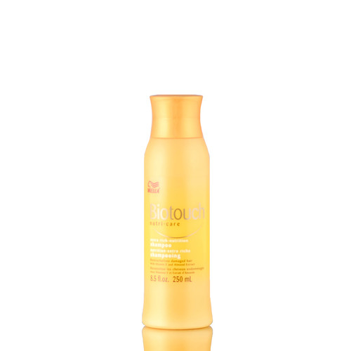 Wella Biotouch Extra Rich Nutrition Shampoo for Damaged Hair