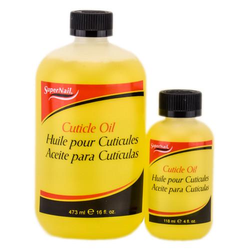 Nail Supplements: Super Nail Cuticle Oil