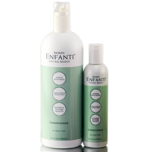 Bioken Enfanti Conditioner for all hair types