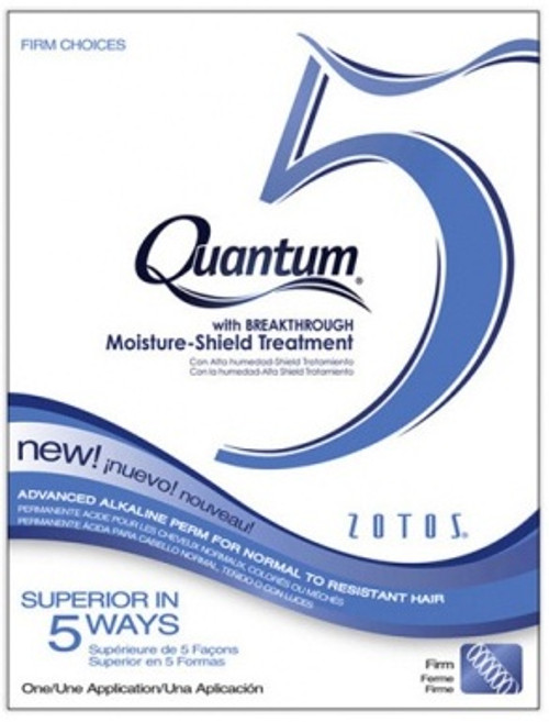 Zotos Quantum 5 Firm Choices Alkaline Perm
