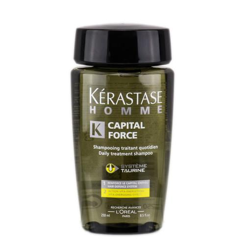 Kerastase Homme Capital Force Daily Treatment Shampoo - Vita Energising Effect