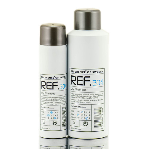 Reference of Sweden 204 Dry Shampoo - SleekShop.com (formerly Sleekhair) 2ec41a8626
