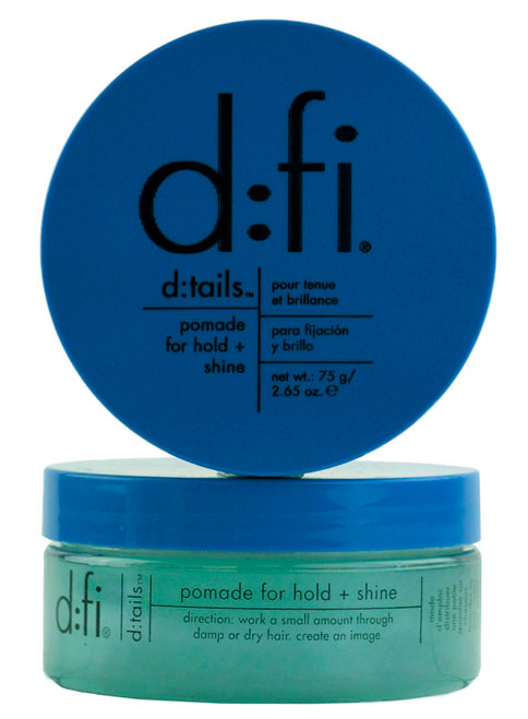 d:fi d:tails - pomade for hold + shine