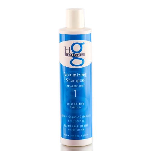 Hg Hairgia Hair Volumizing Shampoo 1