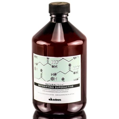 Davines NaturalTech Detoxifying Superactive Regenerating Serum