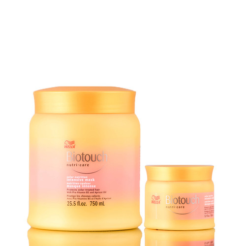Wella Biotouch Color Nutrition Intensive Mask