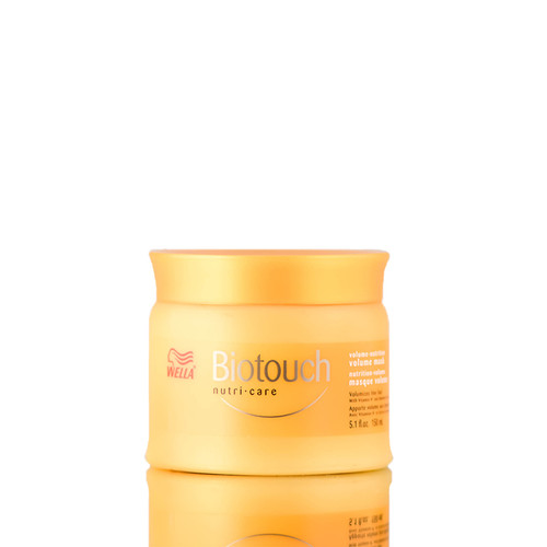 Wella Biotouch Volume Nutrition Intensive Mask for fine hair