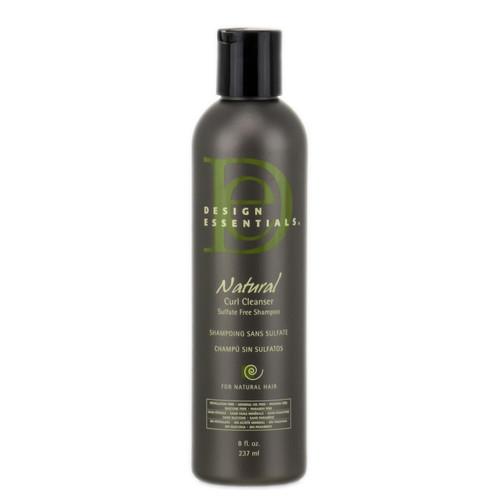 Design Essentials Natural Curl Cleanser Sulfate Free Shampoo