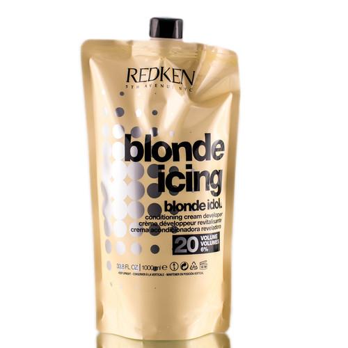 Redken Blonde Idol Conditioner Cream Developer