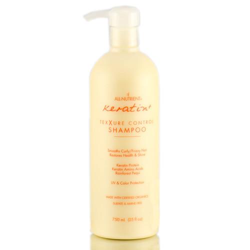 All - Nutrient Keratin TexXure Control Shampoo
