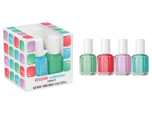 Nail Polish: Essie Collection Resort