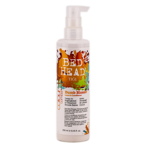 Tigi Bed Head Colour Combat Dumb Blonde Leave-In Conditioner
