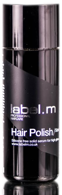 Label. M Hair Polish