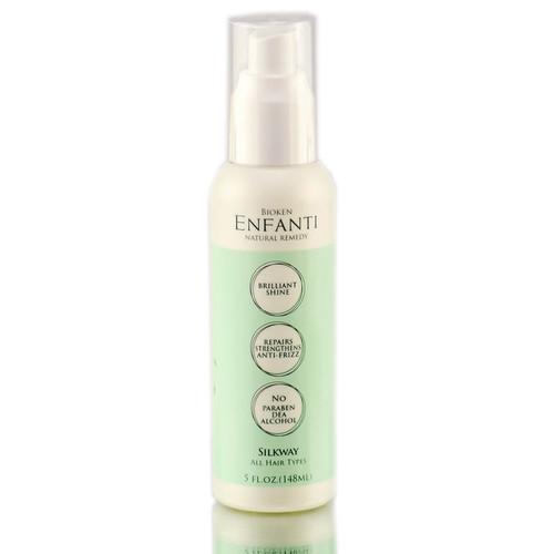 Bioken Enfanti Silkway - For All Hair Types