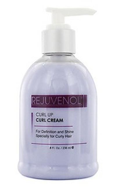 Rejuvenol Curl Up Curl Cream