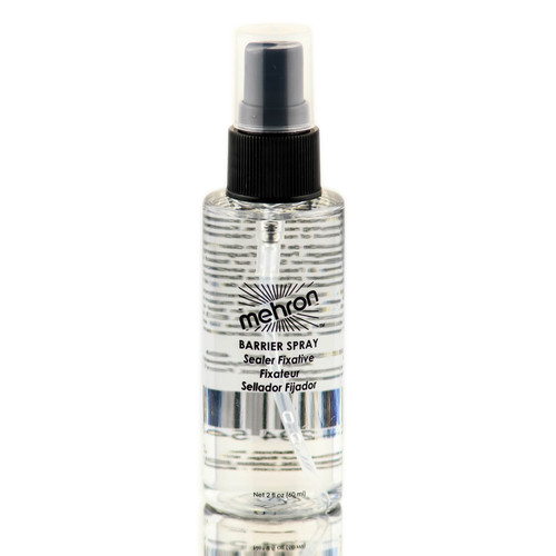 Mehron Barrier Spray Sealer Fixative