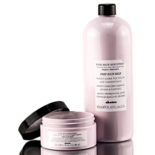 Davines- Your Hair Assistant - Prep Rich Balm Conditioner
