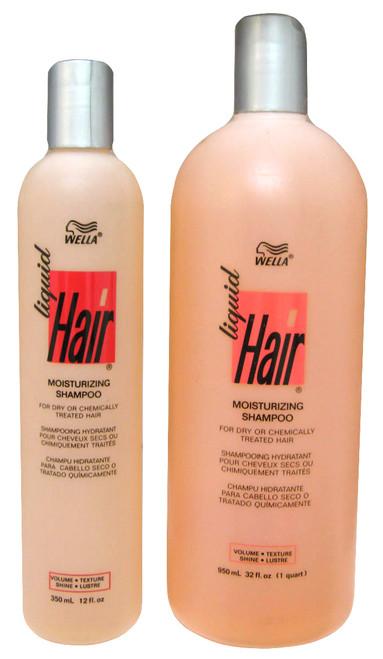 Wella Liquid Hair Moisturizing Shampoo for Dry or Chemically Treated Hair