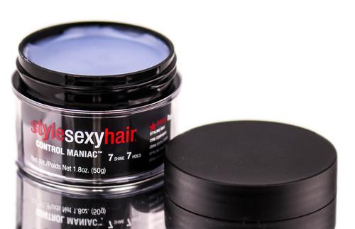 Style Sexy Hair Control Maniac Wax