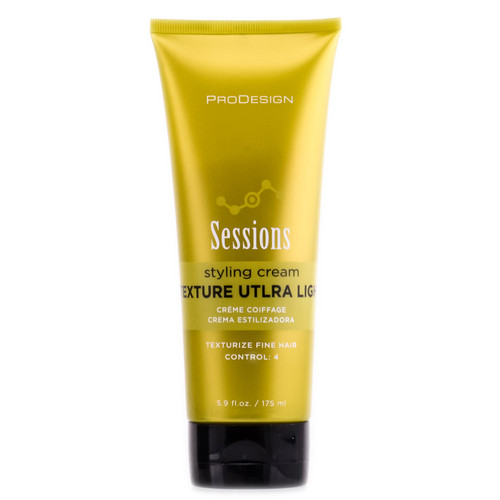 ProDesign Sessions Texture Styling Cream - Ultra Light