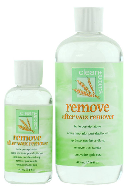 Clean+ Easy Remove After Wax Remover