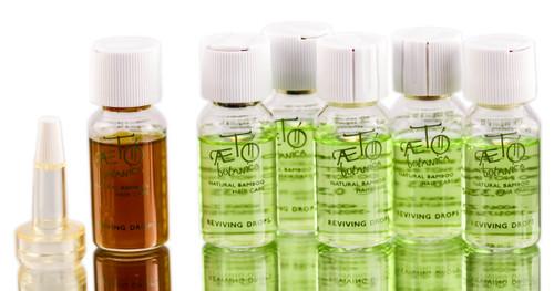 Barex AETO Botanica Natural Bamboo Hair Care Bamboo & Corallina Officinalis Reviving Drops