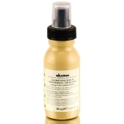Davines Glorifying Shimmering / Silkening Serum