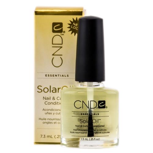 CND Solar Oil - Nail & Cuticle Conditioner
