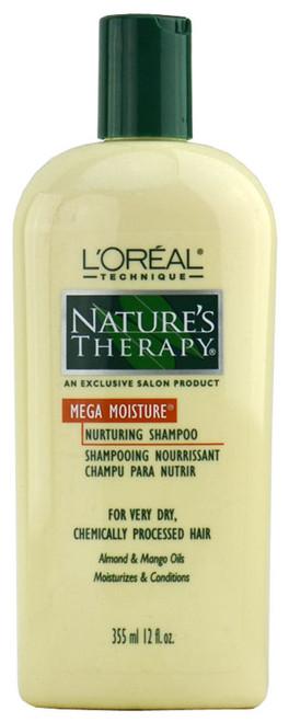 L'oreal Nature's Therapy Mega Moisture Nurturing Shampoo
