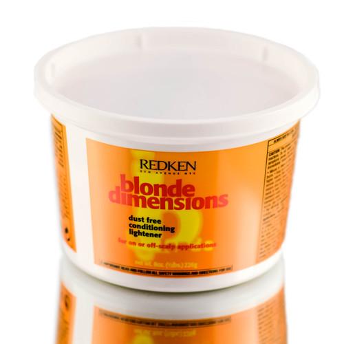 Redken Blonde Dimension Dust Free Conditioner Lightener