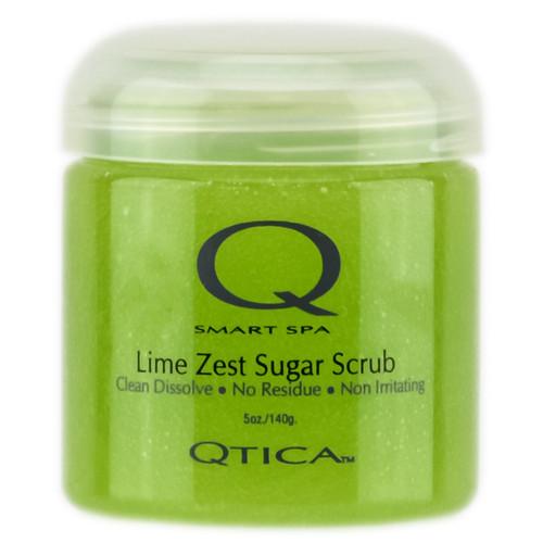 Qtica Smart Spa Lime Zest Sugar Scrub