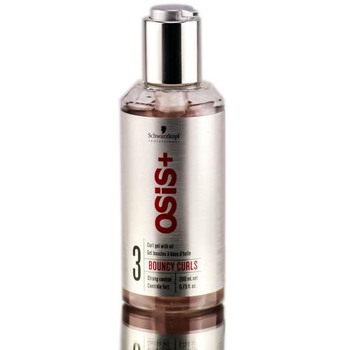 Osis+ Bouncy Curls Curl Gel with Oil 3 - 6.75 oz
