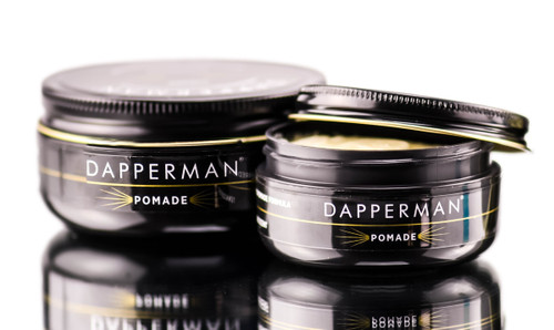 Dapperman Naturally Derived Pomade