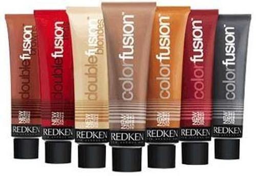 Redken Color Fusion Haircolor ColorCreme - Double Fusion