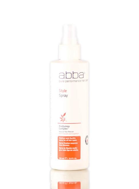Abba Pure Style Spray