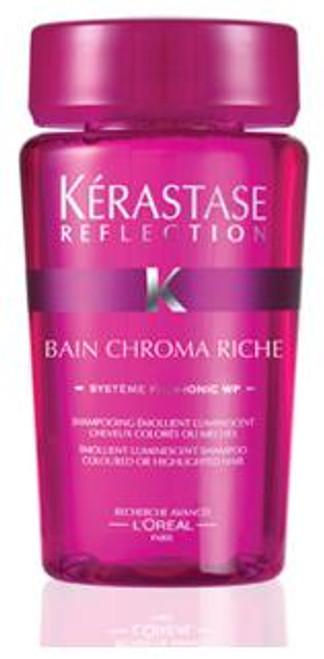 Kerastase Reflection Bain Chroma Riche - Luminous Softening Shampoo