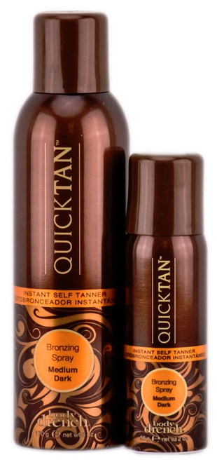Body Drench Quick Tan Tanning Mist Sunless Tanner