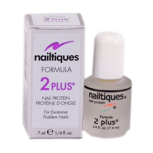 Nail Supplements: Nailtiques Nail Protein Formula 2 Plus - treatment for excessive problem nails